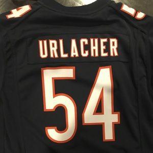 Brian Urlacher Navy jersey